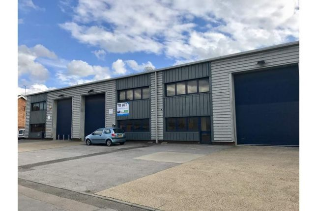 Thumbnail Light industrial to let in Unit 26, Aylesbury