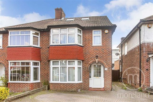 4 bed semi-detached house for sale in Cleveland Gardens, Golders Green Estate