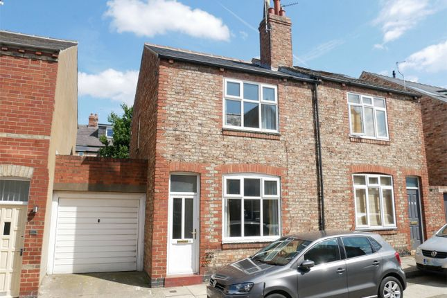Thumbnail Semi-detached house for sale in Curzon Terrace, South Bank, York