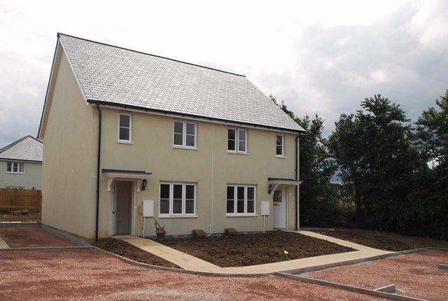 3 bed semi-detached house for sale in Fremington, North Devon