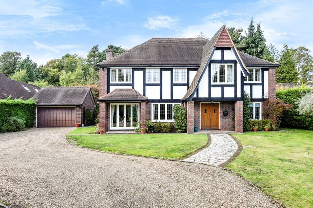 Thumbnail Detached house for sale in Ashley Drive, Walton-On-Thames
