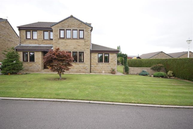 """Thumbnail Detached house for sale in """"The Cuillins"""", 4A Blakelaw Drive, Clifton, Brighouse"""