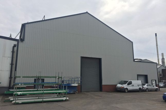 Thumbnail Light industrial to let in Warehouse Premises, Rackery Lane, Llay Industrial Estate, Wrexham