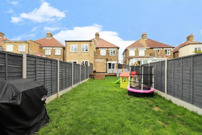 Rear View of Sidmouth Road, Welling DA16