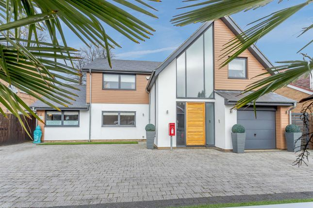 Thumbnail Detached house for sale in Spinney Drive, Collingtree, Northampton, Northamptonshire