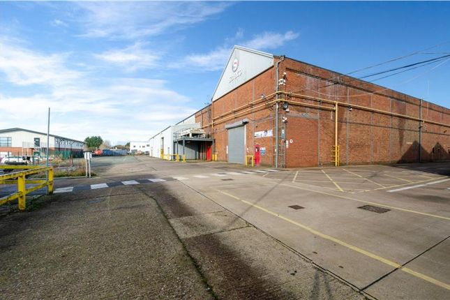 Light industrial for sale in Freehold Commercial Property With Yard Area, Unit 7, Nine Bridges Industrial/Commercial Park, Shrewsbury