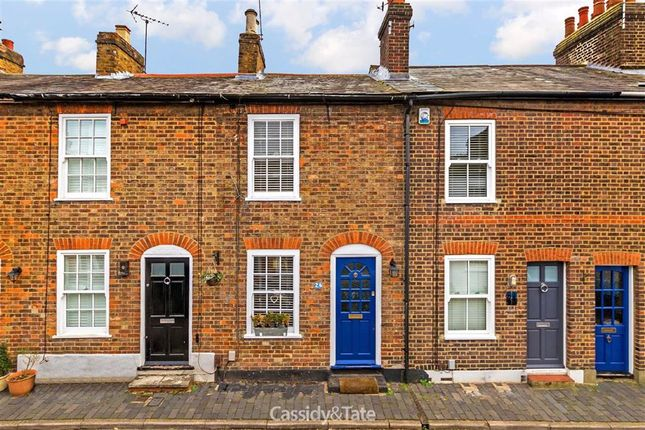 Thumbnail Terraced house for sale in Temperance Street, St Albans, Hertfordshire