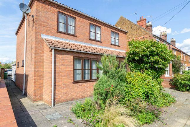 Detached house for sale in Station Road, Snettisham, King's Lynn