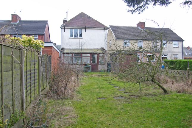 Thumbnail Detached house for sale in Williamthorpe Road North Wingfield, Chesterfield
