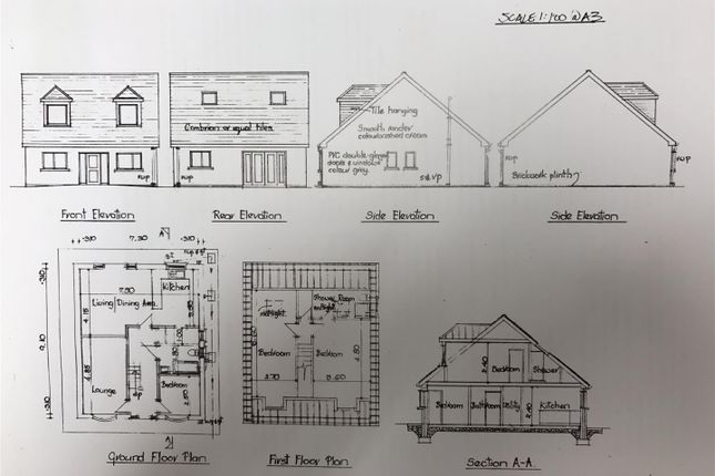 Thumbnail Land for sale in Cimla Common, Cimla, Neath