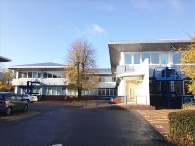 Thumbnail Office to let in Pavilion C1, Ashwood Park, Ashwood Way, Basingstoke
