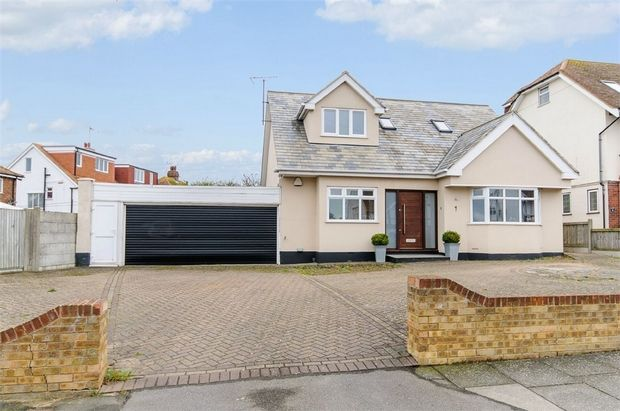 Thumbnail Detached house for sale in Foreland Avenue, Cliftonville, Margate
