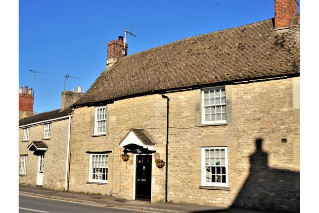 Thumbnail Cottage for sale in Broad Street, Bampton