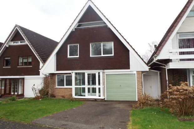 Thumbnail Property to rent in Grafton Close, Redditch