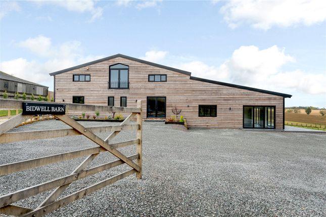 Thumbnail Detached house for sale in Bidwell Lane, Clipsham, Oakham, Rutland