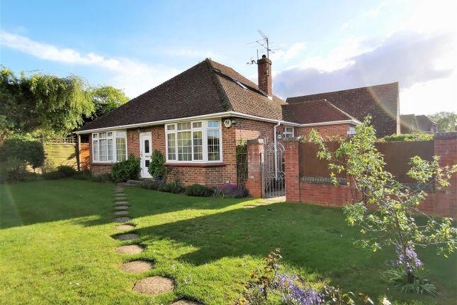 Thumbnail Detached bungalow for sale in Park Avenue, Old Basing, Basingstoke