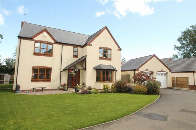Thumbnail Detached house for sale in Inch Murrin, St. Martins, Oswestry