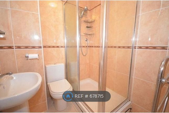 Shower Room of Talbot Close, Southampton SO16