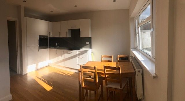 Thumbnail Flat to rent in Russell Road, Hendon