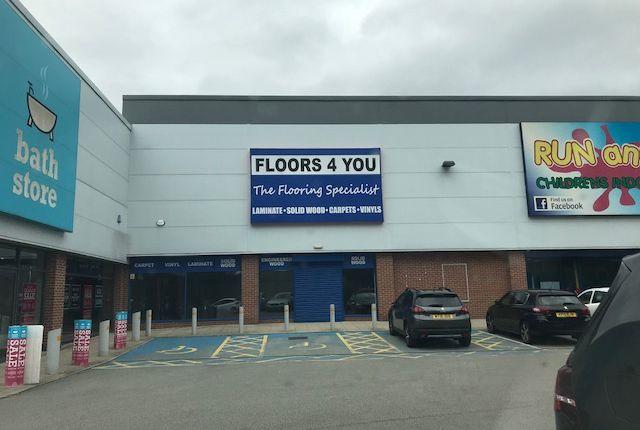 Thumbnail Retail premises to let in Unit 2, Wharf Mill Retail Park, Wigan