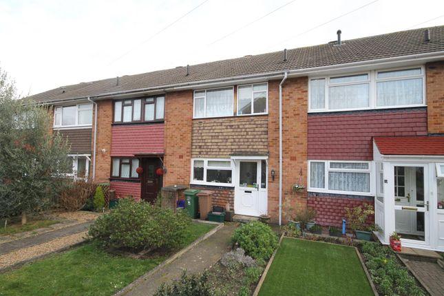 Thumbnail Terraced house for sale in Arran Close, Wallington