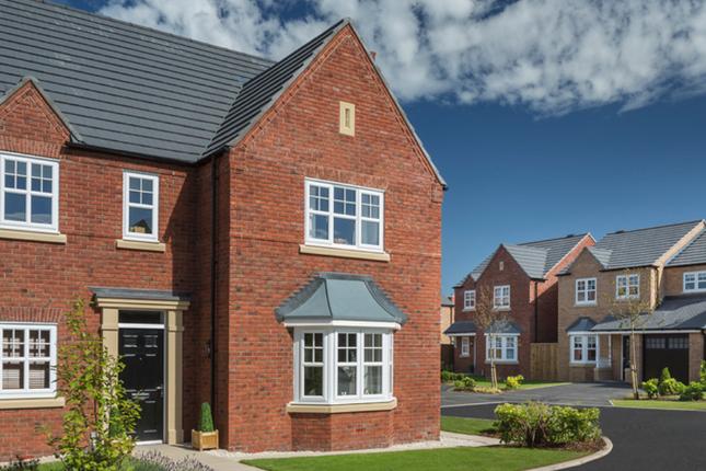 Thumbnail Detached house for sale in Wharford Lane, Runcorn, Cheshire