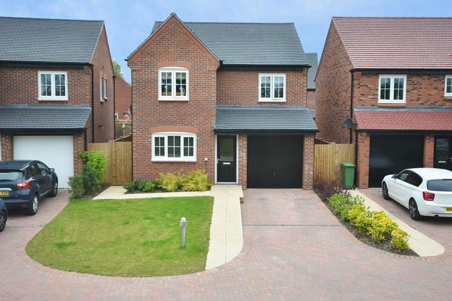 Detached house for sale in Worthington Grove, Yarnfield, Stone