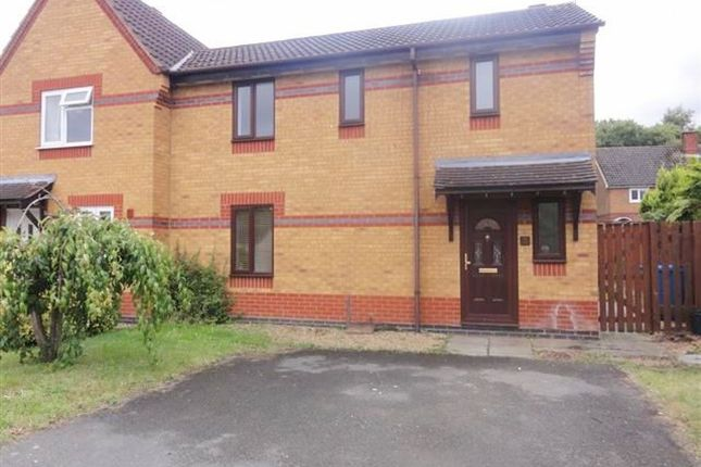 Thumbnail Semi-detached house to rent in Bumblehole Meadows, Wombourne, Wolverhampton