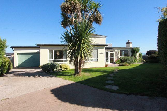 Thumbnail Detached bungalow for sale in Horseshoe Bend, Paignton