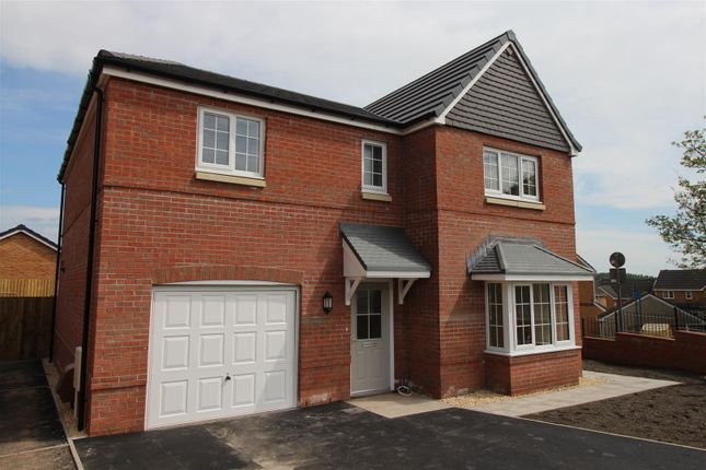 Thumbnail Detached house for sale in Foundary Cottages, Station Road, Griffithstown