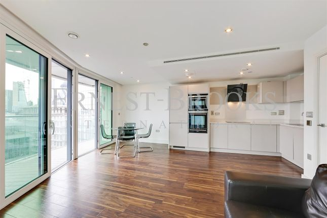 Thumbnail Flat to rent in Altitude Tower, Aldgate