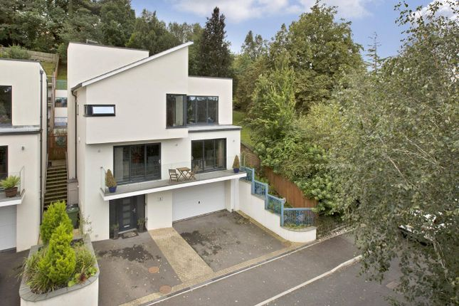 Thumbnail Detached house for sale in High Croft, Duryard, Exeter