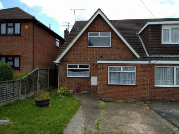 Thumbnail Semi-detached house for sale in Melcombe Road, Benfleet