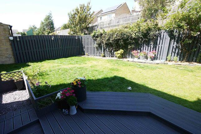 Rear Garden of Honey Hall Ing, Huddersfield, West Yorkshire HD2