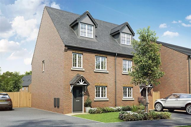 "3 bed semi-detached house for sale in ""The Alton G - Plot 19"" at West End Lane, New Rossington, Doncaster DN11"