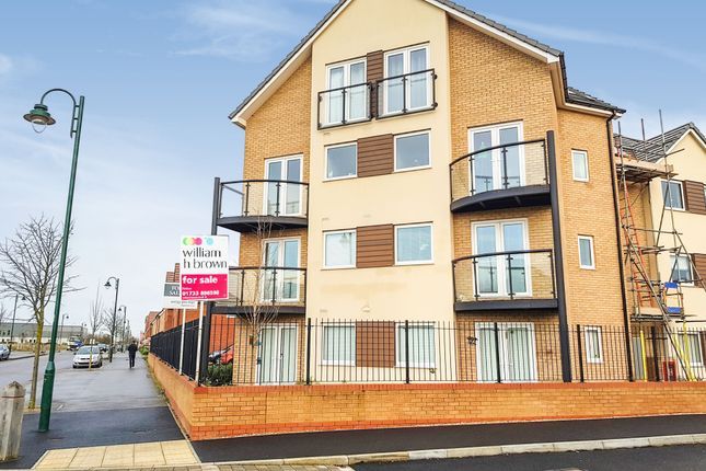 Flat for sale in Torridon Drive, Hampton, Peterborough
