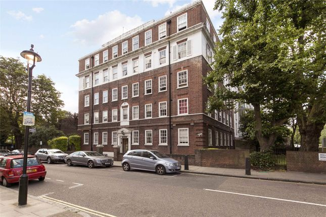 Exterior of Adelaide Court, Abbey Road, London NW8
