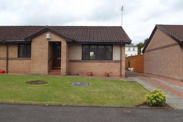 Thumbnail Semi-detached house to rent in Crosslee Park, Crosslee, Johnstone