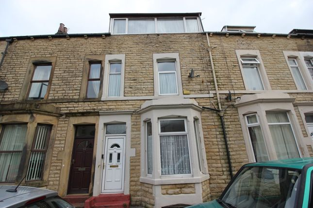 Thumbnail Terraced house to rent in Claremont Crescent, Morecambe