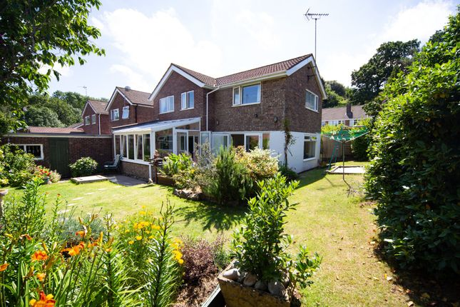 Thumbnail Detached house for sale in Briarwood Drive, Cyncoed, Cardiff