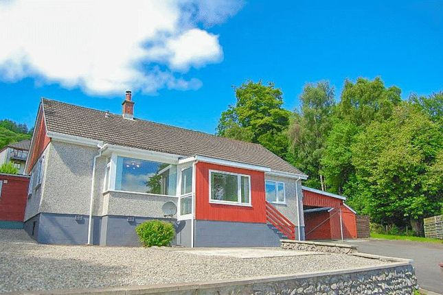 Thumbnail Bungalow to rent in Clynder, Helensburgh