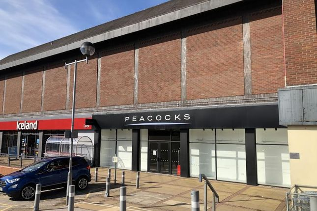 Thumbnail Retail premises to let in Unit 2, The Moorlands Shopping Centre, Brook Street, Leek