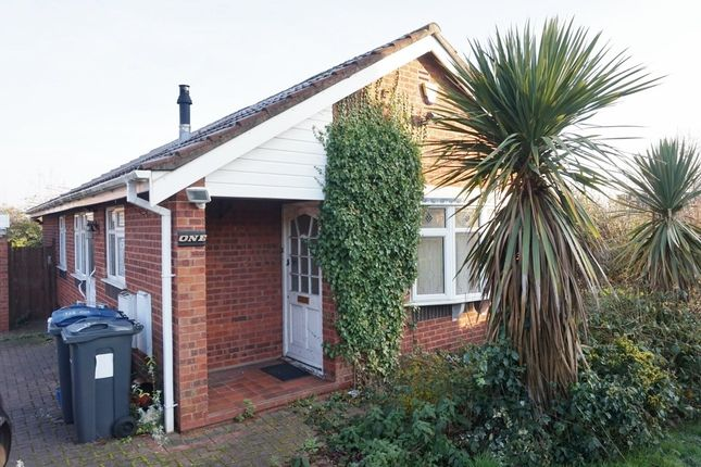 Thumbnail Detached bungalow for sale in Foxford Close, Sutton Coldfield