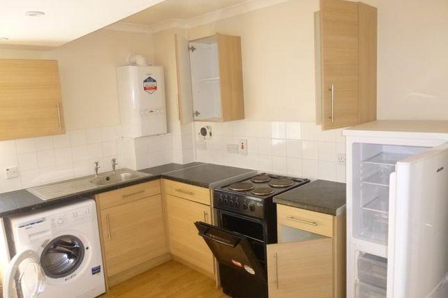 Kitchen of Mill Close, Bagshot, Surrey GU19