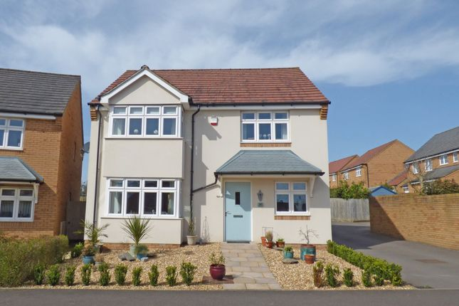 Thumbnail Detached house for sale in Atkins Hill, Wincanton
