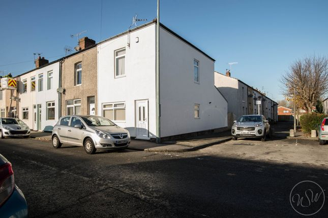 Thumbnail End terrace house to rent in Clayton Street, Chapel House, Skelmersdale