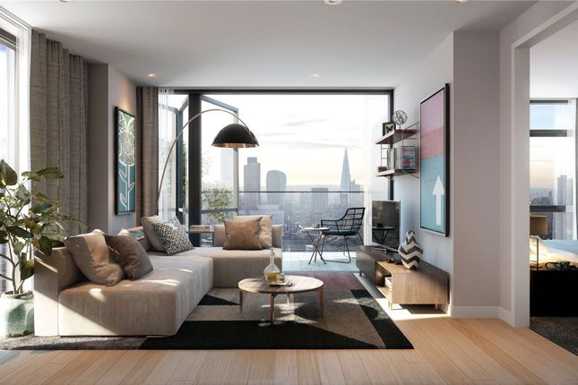 Thumbnail Flat for sale in Atlas, City Road, London