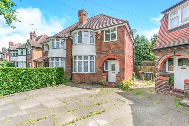 Thumbnail Semi-detached house for sale in Woodford Green Road, Birmingham