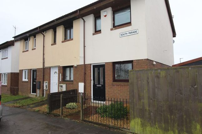 Thumbnail Terraced house for sale in South Parade, Thornley, Durham
