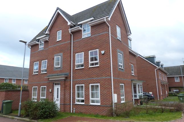 Thumbnail Semi-detached house to rent in Willis Place, Worcester